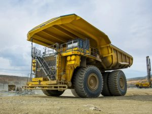 Minen-Truck, © Anglo American